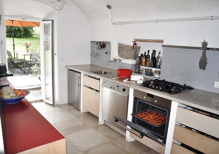 Küche | Am Roseneck Prien